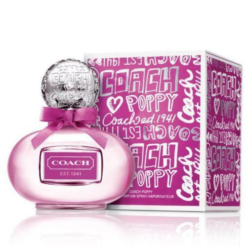 Coach Poppy Flower 3 4oz Women Eau de Parfum