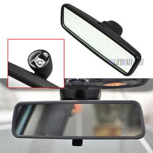 Black-Interior-Rear-View-Mirror-For-VW-Jetta-MK4-MK5-Passat-B5-B6-Bora-Polo