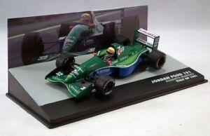 Jordan-Ford-191-Roberto-Moreno-P10-Italia-GP-1991-F1-coches-escala-1-43