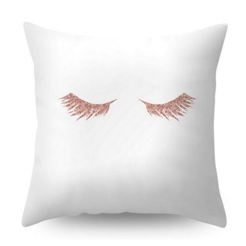 Cushion Cover Pillow Case Cover Modern Throw Sofa Home Decor 45x45cm