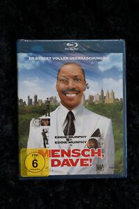 MENSCH, DAVE!  * BLU RAY DISC * Eddie Murphy * NEU & OVP !!!