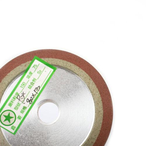 "3/""150# Diamond Grinding Disc Abrasive Wheel For Milling Cutter Sharpener Grinder"