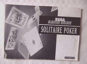 61862-Instruction-Booklet-Solitaire-Poker-Sega-Game-Gear-672-0596-50