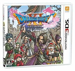 Nintendo-3DS-DRAGON-QUEST-XI-11-Japanese-Version-AIRMAIL-with-Tracking-JAPAN