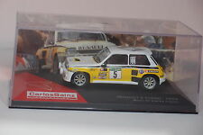 ALTAYA RENAULT 5 TURBO 1985 #5 RALLY EL CORTE INGLES 1:43