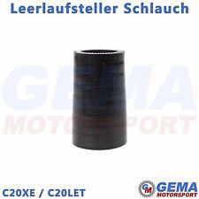 Leerlaufsteller Schlauch C20LET C20XE Reduzierstück Reduzierschlauch 90423419