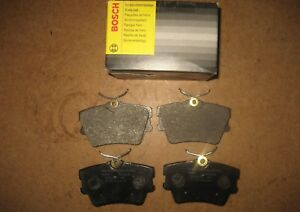 PLAQUETTES-FREIN-ARRIERE-VOLKSWAGEN-TRANSPORTER-F70-SYNCRO-F7D-0986424375