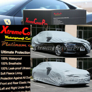 Maserati GranTurismo 07 ON FULLY WATERPROOF CAR COVER COTTON LINED LUXURY DUTY