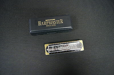 Harpmaster Argento Armonica diatonica