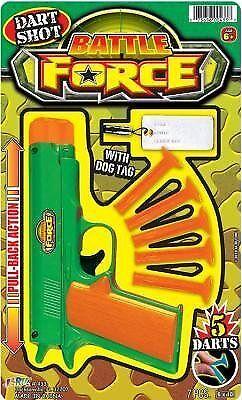 Toy#4-01 Team Extrme Dart Shot