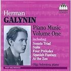 German Germanovich Galynin - Herman Galynin: Piano Music, Vol. 1 (2008)