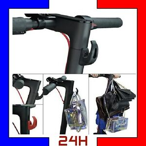 Crochet-Xiaomi-M365-Sac-Accessoire-Trottinette-Hook-for-Bags-Scooter-Accessories