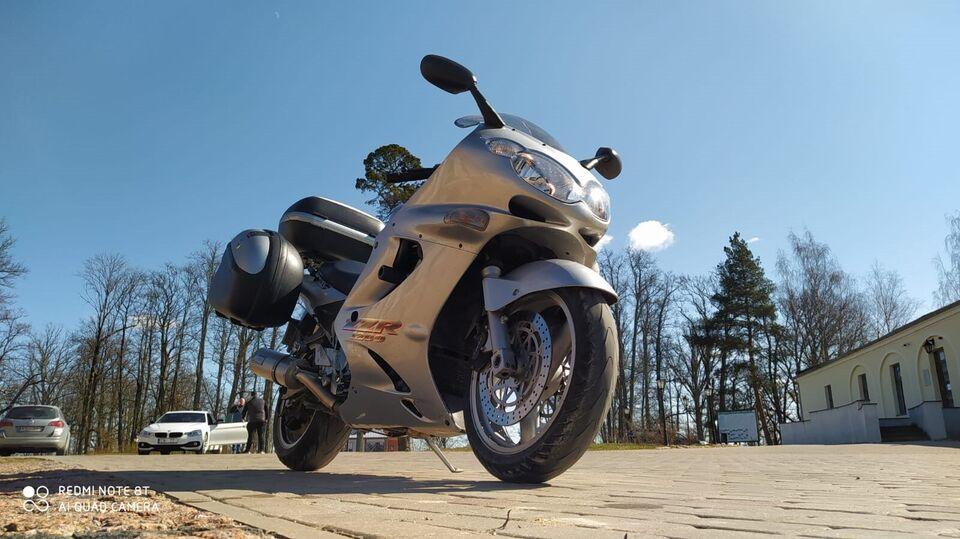 Kawasaki, ZZR1200, 1200 ccm