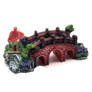Classic-Aquarium-Decoration-Bridge-Pavilion-Tree-For-Fish-Tank-Resin-Ornaments