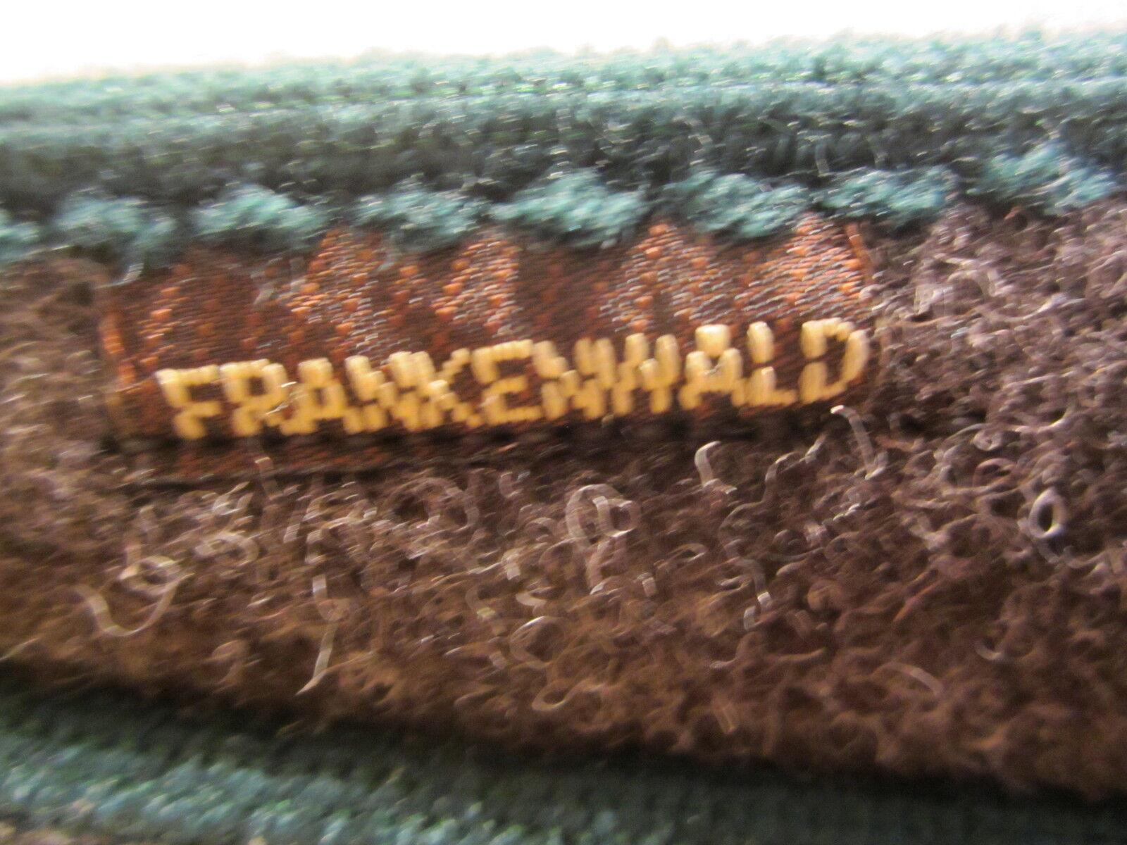 Frankenwald Wollfilzfutter, Herren Pantoffel  Hausschuhe Wollfilzfutter, Frankenwald braun  180 NEU!! 298278