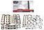thumbnail 1 - Full Engine Gasket Set for 1986-1995 Ford 302 5.0L Car Truck Mustang Ex. Cobra