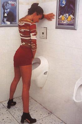 Urinal für Frauen Pinkelhilfe urinieren im Stehen