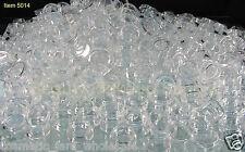 500 Makeup Jars Wholesale Plastic Beauty Containers 5 Gram Ml Clear Top Pot.5014