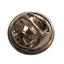 Blacksmith-Farrier-039-s-Anvil-Small-Pewter-Pin-Badge thumbnail 2