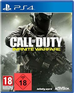 PS4-GIOCO-NECESSARIO-Infinite-Warfare-incl-Terminal-Bonus-Map-DLC-Merce-NUOVA