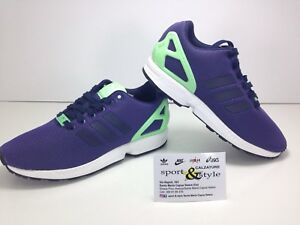SCARPE N. 37 1/3 UK 4 1/2 ADIDAS ZX FLUX J SNEAKERS BASSE Art M19452