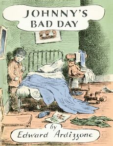 Johnnys-Bad-Day-Edward-Ardizzone-Used-Good-Book