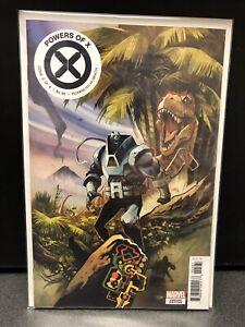Powers of X #5 WEAVER NEW CHARACTER Var Marvel Comic 1st Print 2019 unread NM
