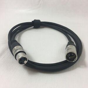 6 Feet AmazonBasics XLR Male to Female Microphone Cable