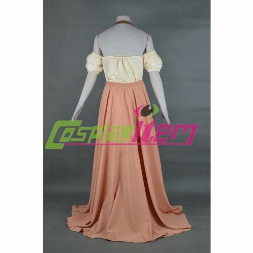 Details about  /Adventure Time with Finn and Jake Princess Bubblegum dress Cosplay costume /&56