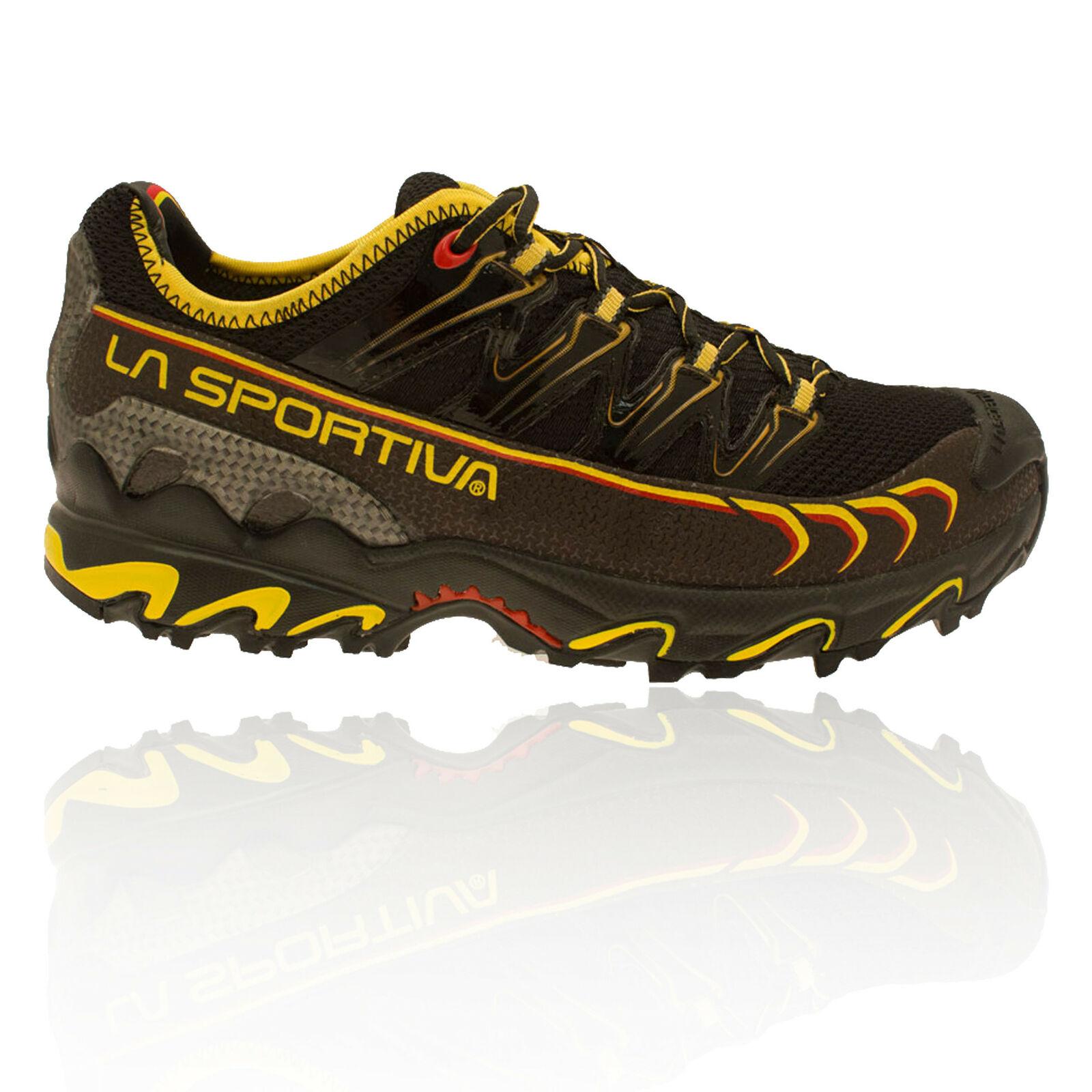 La Sportiva Hombre Ultra Raptor Negro Fell Trail Running Zapatillas Deportivas
