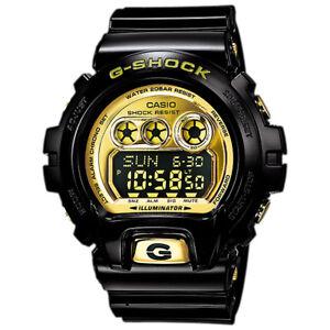 CASIO-G-SHOCK-X-Large-6900-Series-Black-Gold-Watch-GShock-GD-X6900FB-1