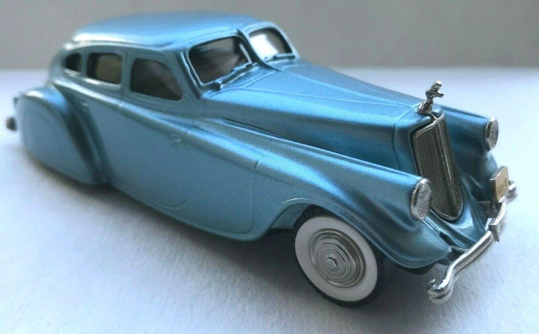 RARE BROOKLIN MODELS MODELS MODELS 1.43 1933 Pierce Flèche d'Argent vintage voiture BRK 1 de34a2