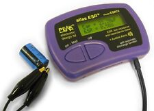 ESR70 Latest Version Peak Atlas In-Circuit Capacitor Tester New Meter ESR 70
