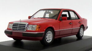 Maxichamps-1-43-escala-940-037002-a-1991-Mercedes-Benz-230E-Rojo