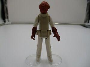 Star Wars Vintage Kenner Admiral Ackbar 1982 3.75 Action Figure SFB