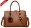 Women-Lady-Leather-Handbag-Tote-Purse-Messenger-Cross-Body-Shoulder-Bag-Satchel thumbnail 21