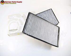 2002-2007 BMW 745 760i 760Li 2 Cabin Air Filter