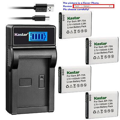 Dual-Ladegerät für Samsung Akku Samsung EA-BP70A