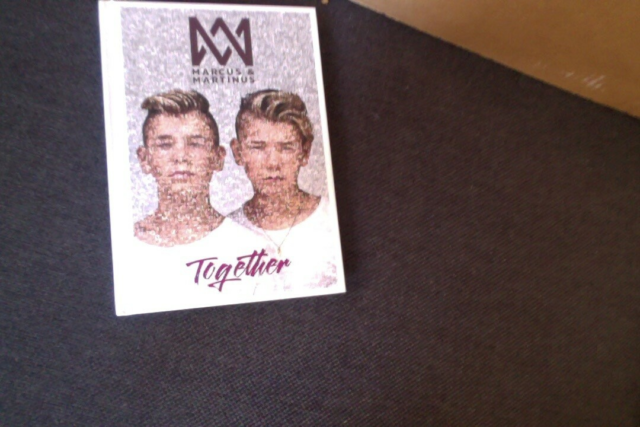 macus og martius: together, pop, marcus og matinus cd med…