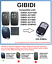 GIBIDI-AU01590-AU1680-AU1600-AU1610-DOMINO-Compatible-Remote-Control miniatuur 1