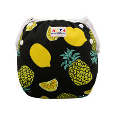 Alva Baby Swimming Pool Pant Diaper waterproof&breathable printed with Snaps