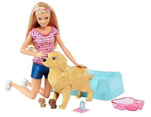 Barbie FBN17 E Neonato Cuccioli E FBN17 BAMBOLA 5dc0fb