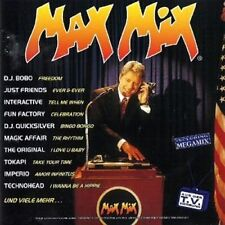 Max Mix DJ Bobo, Just Friends, Interactive, Fun Factory..+Megamix [2 CD]