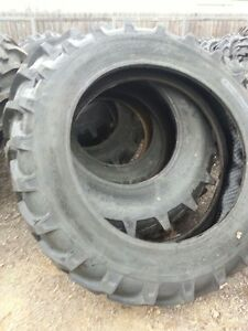 ONE-13-6x38-13-6-38-8-ply-FARMALL-H-DEERE-A-AN-B-Tractor-Tire-with-tube