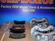 Jeep Grand Cherokee Akebono Brake Caliper Kit - 5093174AD MOPAR NEW FACTORY OEM