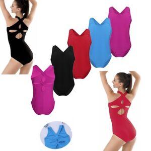 Girl-Gymnastics-Leotard-Dress-Toddler-Ballet-Dance-Tutu-Skirt-Dancewear-Costume