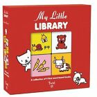 My Little Library by Tourbillon (Board book, 2014)