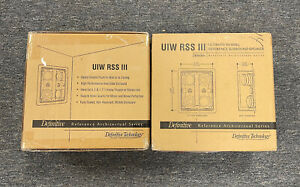 Definitive Technology UIW RSS III Stereo Speaker (Pair) White