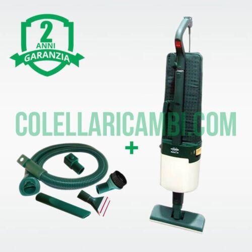Aspirapolvere Vorwerk Folletto VK121 con Tubo Accessori Rigenerato Originale
