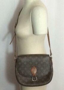 Vintage-Authentic-Louis-Vuitton-St-Cloud-Crossbody-MM-EVC-Authenticated